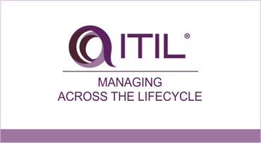 ITIL® Intermediate MALC Certification Training Course In